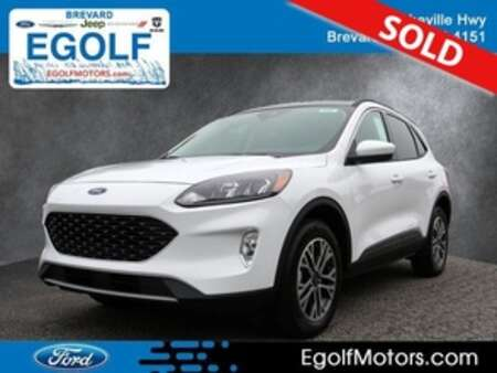 2020 Ford Escape SEL AWD for Sale  - 5185  - Egolf Motors