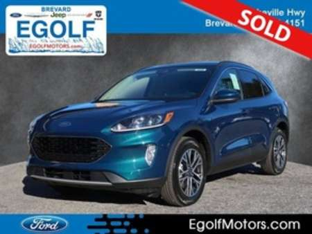 2020 Ford Escape SEL AWD for Sale  - 5169  - Egolf Motors