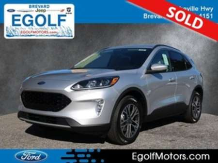 2020 Ford Escape SEL AWD for Sale  - 5143  - Egolf Motors