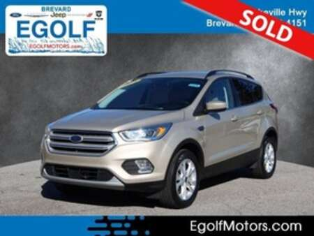 2018 Ford Escape SEL 4WD for Sale  - 11070  - Egolf Motors