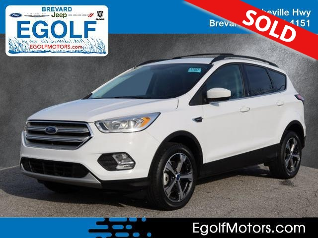 2018 Ford Escape  - Egolf Motors