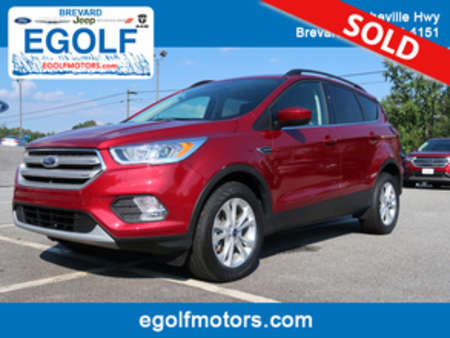 2018 Ford Escape SEL for Sale  - 4879  - Egolf Motors
