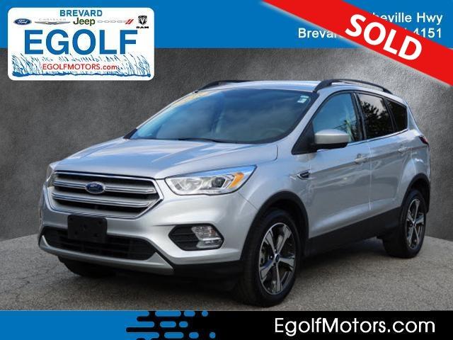 2018 Ford Escape  - Egolf Motors