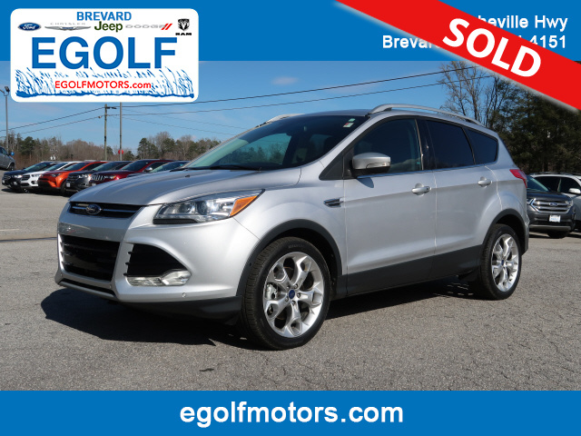 2014 Ford Escape  - Egolf Motors