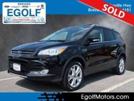 2016 Ford Escape Titanium 4WD for Sale  - 10815  - Egolf Motors
