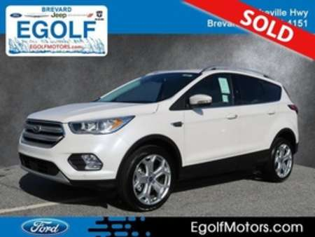 2019 Ford Escape Titanium 4WD for Sale  - 5068  - Egolf Motors