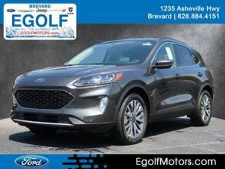 2020 Ford Escape Titanium AWD for Sale  - 5234  - Egolf Motors
