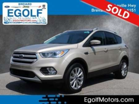 2018 Ford Escape Titanium 4WD for Sale  - 10860  - Egolf Motors
