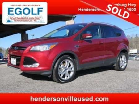 2015 Ford Escape Titanium AWD for Sale  - 10614  - Egolf Motors