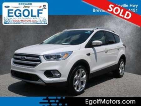 2019 Ford Escape Titanium 4WD for Sale  - 10969  - Egolf Motors
