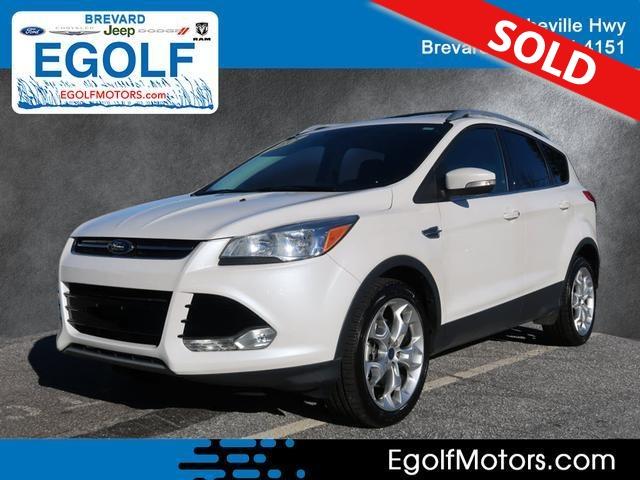 2015 Ford Escape  - Egolf Motors