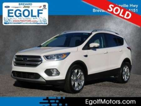 2019 Ford Escape Titanium 4WD for Sale  - 10845  - Egolf Motors