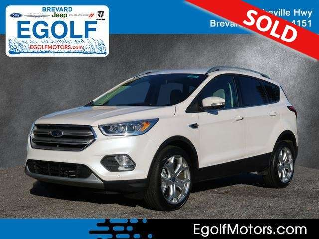 2019 Ford Escape Tita
