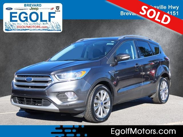 2017 Ford Escape  - Egolf Motors