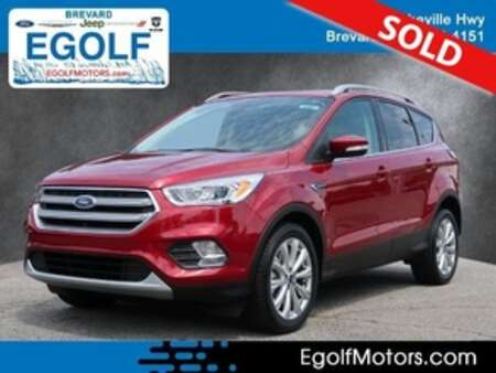 2017 Ford Escape Titanium 4WD for Sale  - 10997  - Egolf Motors