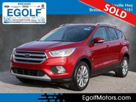 2017 Ford Escape Titanium 4WD for Sale  - 11056  - Egolf Motors