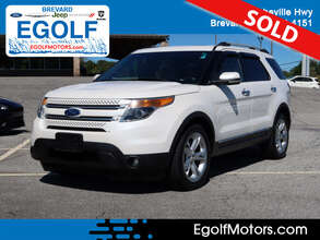 2011 Ford Explorer Limi