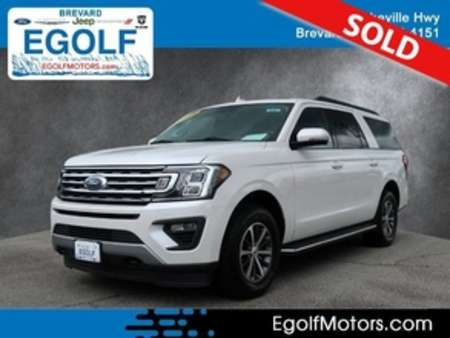 2019 Ford EXPEDITION MAX XLT for Sale  - 10982  - Egolf Motors