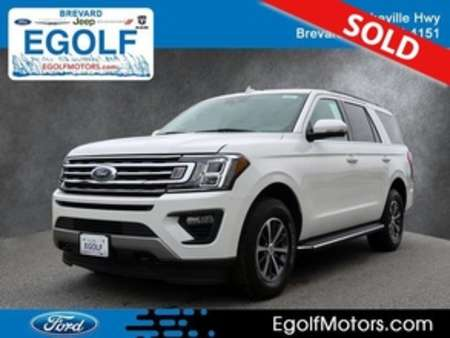 2020 Ford Expedition XLT 4X4 for Sale  - 5181  - Egolf Motors