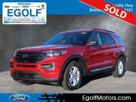 2020 Ford Explorer XLT for Sale  - 5165  - Egolf Motors