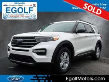 2020 Ford Explorer XLT 4WD for Sale  - 5178  - Egolf Motors