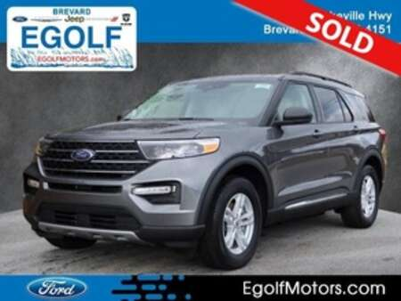 2021 Ford Explorer XLT 4WD for Sale  - 5292  - Egolf Motors
