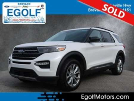 2020 Ford Explorer XLT 4WD for Sale  - 10889  - Egolf Motors