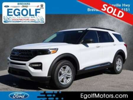 2020 Ford Explorer XLT 4WD for Sale  - 5270  - Egolf Motors