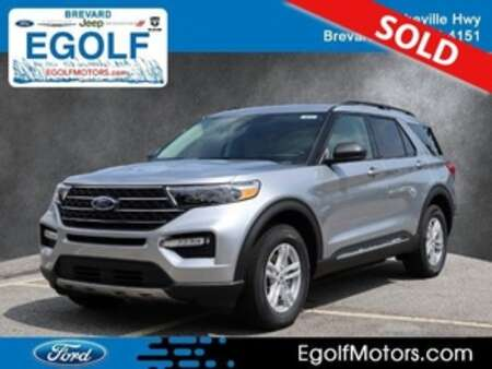 2020 Ford Explorer XLT 4WD for Sale  - 5273  - Egolf Motors