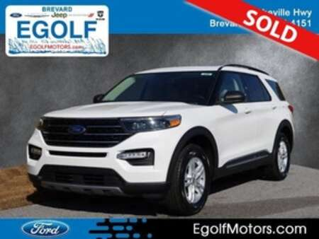 2021 Ford Explorer XLT 4WD for Sale  - 5286  - Egolf Motors