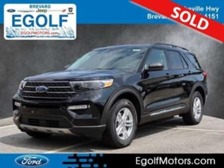 2020 Ford Explorer XLT 4WD for Sale  - 5274  - Egolf Motors