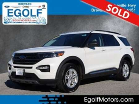 2020 Ford Explorer XLT 4WD for Sale  - 10972  - Egolf Motors
