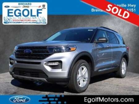 2020 Ford Explorer XLT 4WD for Sale  - 5265  - Egolf Motors