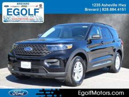 2020 Ford Explorer XLT 4WD for Sale  - 5284  - Egolf Motors
