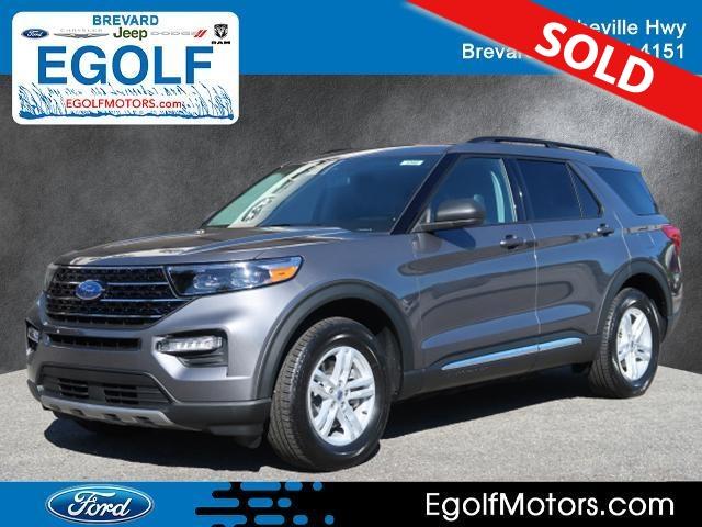 2021 Ford Explorer  - Egolf Motors
