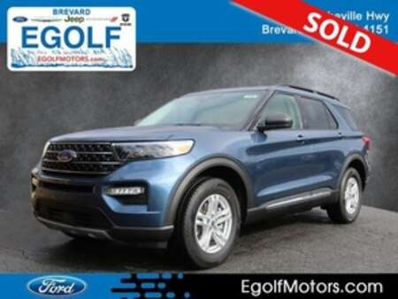 2020 Ford Explorer XLT 4WD for Sale  - 5159  - Egolf Motors