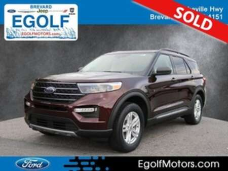 2020 Ford Explorer XLT 4WD for Sale  - 5160  - Egolf Motors