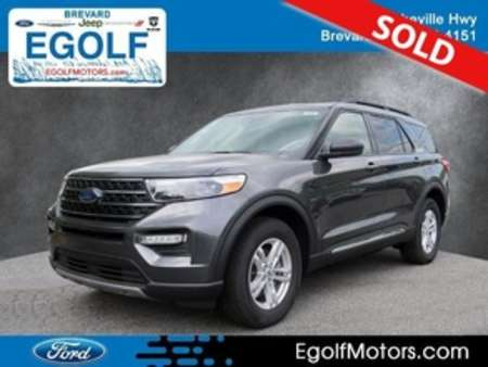 2020 Ford Explorer XLT 4WD for Sale  - 5204  - Egolf Motors