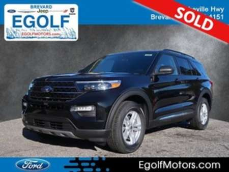 2020 Ford Explorer XLT 4WD for Sale  - 5156  - Egolf Motors