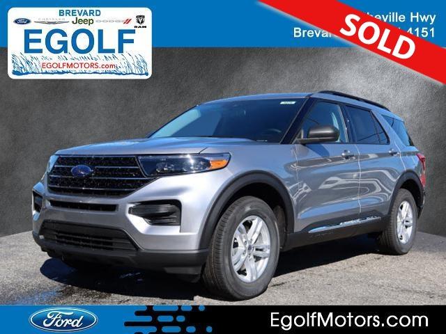 2020 Ford Explorer  - Egolf Motors