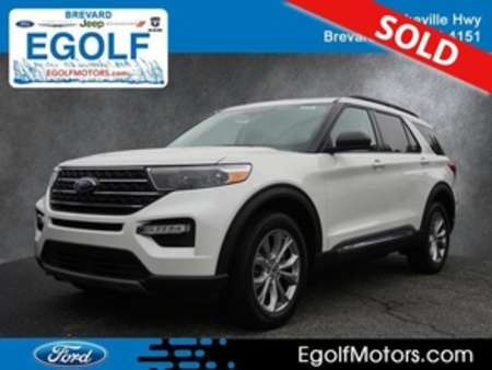 2020 Ford Explorer XLT 4WD for Sale  - 5138  - Egolf Motors