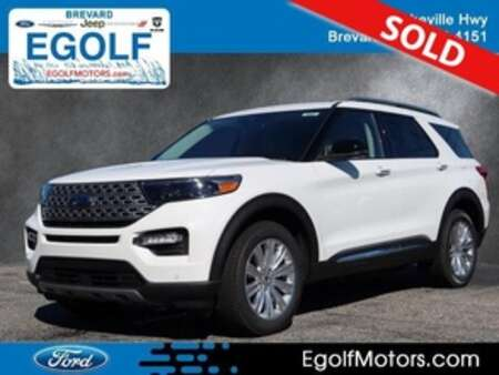 2020 Ford Explorer LIMITED 4WD for Sale  - 5267  - Egolf Motors