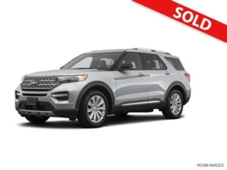 2020 Ford Explorer LIMITED 4WD for Sale  - 5206  - Egolf Motors
