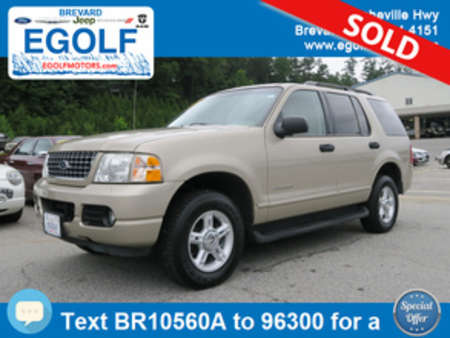 2004 Ford Explorer XLT for Sale  - 10560A  - Egolf Motors