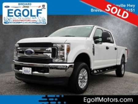 2019 Ford F-250 XLT 4WD Crew Cab for Sale  - 10933  - Egolf Motors