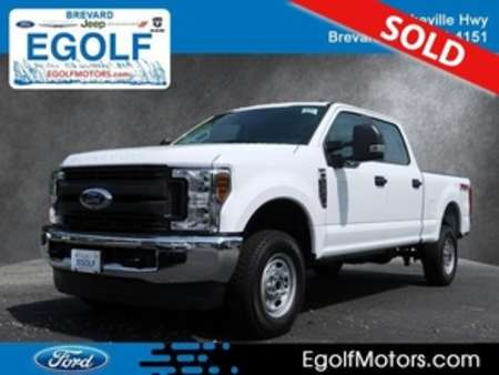 2019 Ford F-250 XL 4WD CREW CAB 6.75 BOX for Sale  - 5116  - Egolf Motors