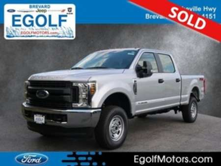 2019 Ford F-250 XL 4WD CREW CAB 6.75 BOX for Sale  - 5137  - Egolf Motors