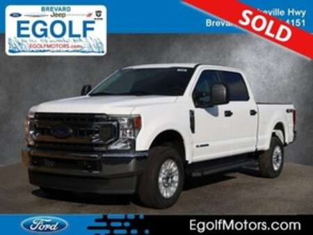 2021 Ford F-250 XLT 4WD CREW CAB 6.75 BO for Sale  - 5300  - Egolf Motors