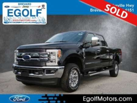2019 Ford F-250 LARIAT 4WD CREW CAB 6.75 for Sale  - 5146  - Egolf Motors