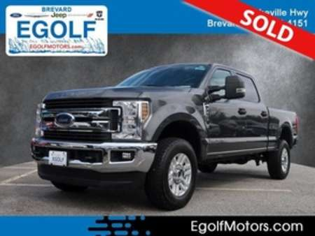 2019 Ford F-250 XLT 4WD Crew Cab for Sale  - 10934  - Egolf Motors